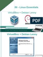 Instalando o Debiam e o Virtual Box
