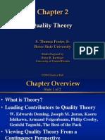 Quality Theory
