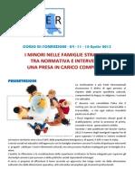 Corso Immigrati 2013