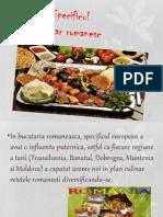 Specific culinar românesc