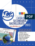 Cat Sec Bach 2013