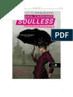 Gail Carriger Soulless Lelektelen