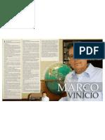 MARCO VINICO GÓMEZ MEZA REPORTAJE ESPECIAL