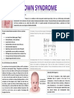 Down Syndrome biology