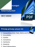 Pertemuan 2 - Prinsip-Prinsip UI