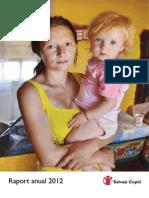 Raport Anual Salvati Copiii