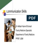 10 July the Importance of Communication Skills