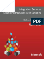 Integration Services - Extending Packages With Scripting