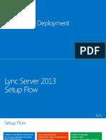 Module 03 - Microsoft Lync - Setup and Deployment_Final