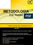 ORIENTAÇÕES METODOLOGIA PAPER