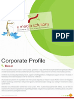 Xmedia Solutions Profile