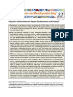 Migration and Development Brief 22