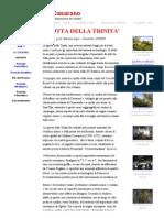 Grotta Della Trinita
