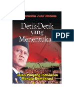 Detik Detik Yg Menentukan - BJ Habibie