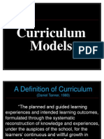 curriculumdesignandmodels-111023192445-phpapp02