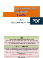 Action Planning 2013 4 Damai