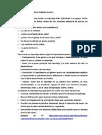 3º ESO EL REPORTAJE