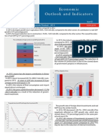 Economic Outlook and Indicators - Gross Domestic Product (GDP) - 2013