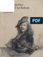 Rembrandt and His Circle Drawings and Prints the Metropolitan Museum of Art Bulletin v 64 No 1 Summer 2006