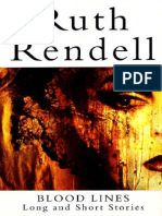 Ruth Rendell - Blood Lines