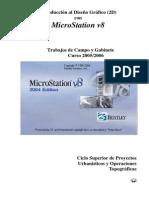 Bently Micro STATION Manual