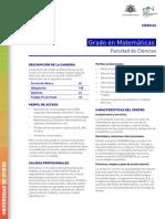 Grado en Matemáticas (1)
