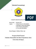 makalah analgetik antipiretik
