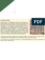 El Codice Madrid-Cultura Maya
