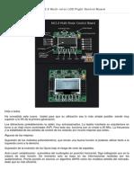 Manual KK2 español