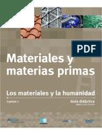 INET Los Materiales y La Humanidad