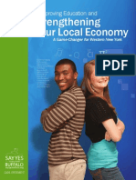 Improving Education and Strengthening Our Local Economy