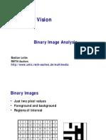 5-Binary Image Analysis