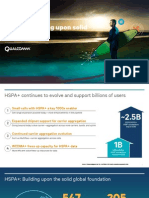HSPA+ Qualcomm April 2014