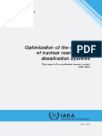 Optimization of the coupling