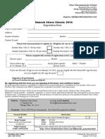 BCC Registration