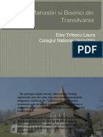 Manastiri Si Biserici Din Transilvania (1)