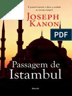 Passagem de Istambul - Joseph Kanon
