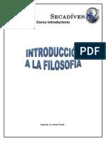 DEFINICIÓN DE FILOSOFÍA