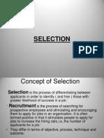 Selection Feb 14