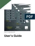 EMI TG Mastering Pack AU_VST Manual