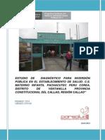 ESTUDIO DE  DIAGNÓSTICO PARA INVERSIÓN PÚBLICA PACHACUTEC