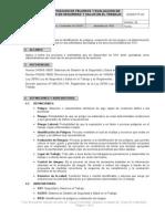 SGSST-P-03 Identificación de Peligros y Evaluación de Riesgos en SST
