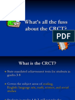 CRCT 2014