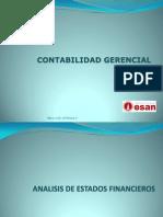 Cont. Gerencial Analisis de Eeff.unidad 3
