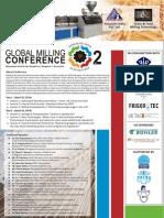 Global Milling Conference Flyer