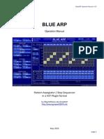 BlueARP Manual v107 En