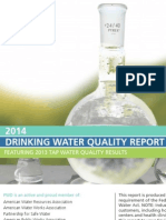 2014 Philadelphia Drinking Water Quality Report