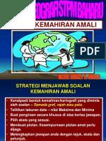 Strategi Menjawab Soalan Kemahiran Amali