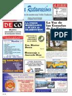 Mensuario La Restauración N° 93 - Abr'14
