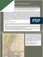 Rethinking Coastal Restoration:The Delta Cycle and Land Area Change in Coastal Louisiana